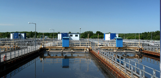 Remote monitoring of water/wastewater