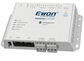 Netbiter LC310 ThingWorx gateway